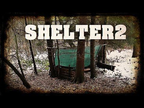 STAVBA přístřešku 2 (building shelter 2) v čem nosíte vajíčka?