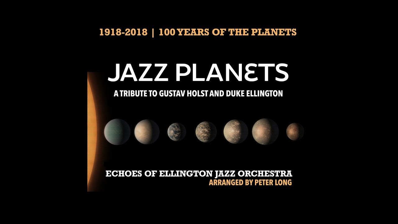Jazz Planets – Peter Long's Jazz planets