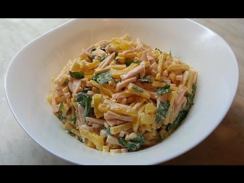 Французская кухня рецепты салатов с фото