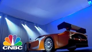 This Exotic Car Dealer Will Do Anything To Wow His Clients | CNBC