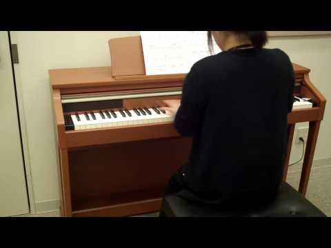 【CA17/ノクターン】電子ピアノ弾き比べ 島村楽器くずはモール店 ピアノインストラクター新垣友美子