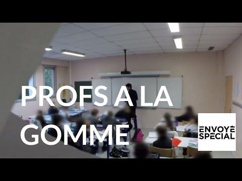 Envoyé spécial - Prof à la gomme - 03 nov 2016