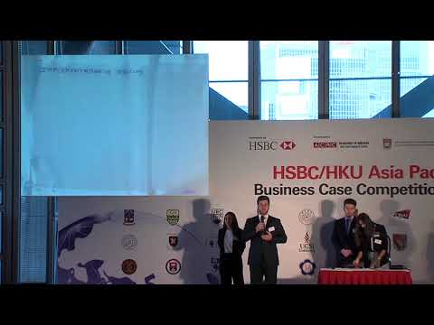 2017 Round 4 American University of Beirut - HSBC/HKU Asia Pacific Business Case Competition