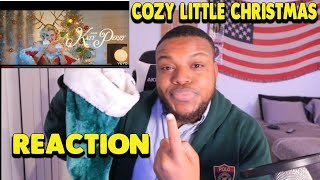 Katy Perry - Cozy Little Christmas | Reaction ❄️☃️