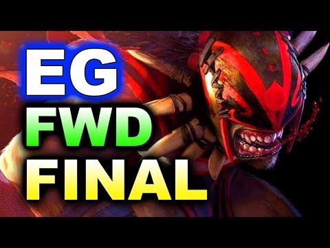 EG vs FORWARD - NA FINAL! - KUALA LUMPUR MAJOR DOTA 2