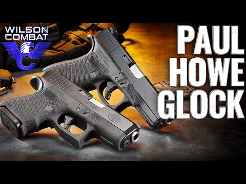 Paul Howe Package For GLOCK® - Wilson Combat
