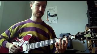 Shenandoah - Chord Melody By Johnny Smith