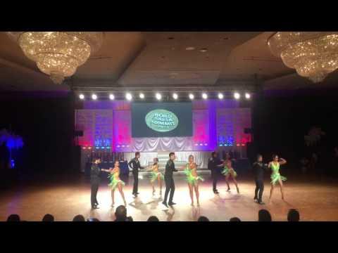 Sub-Campeones Mundiales / Large Team WSS17 / Dance Art Guatemala