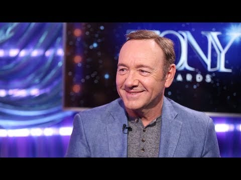 The Broadway.com Show: 2017 Tony Awards Host Kevin Spacey