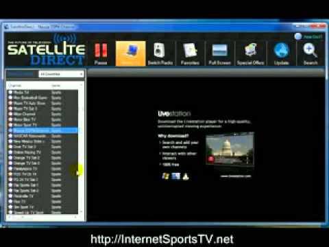 Marine Satellite TV From KVH Industries