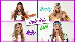 The Rosso Sisters - Hola Hola (Lyric Video)