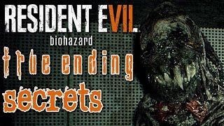 Resident Evil 7 Teaser Midnight Update - TRUE ENDING + SECRETS + DIRTY COIN, Manly Let