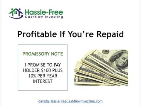 Acquiring And Managing A Mortgage Note Portfolio Part One  Youtube