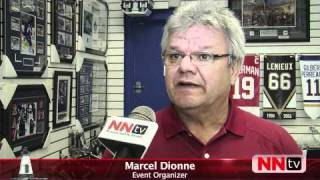 NNTV: Marcel Dionne  Lizzy McFly Fundraiser