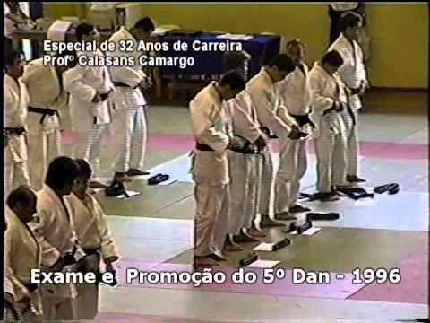 ESPECIAL DE 32 ANOS DE CARREIRA DO PROFESSOR CALASANS CAMARGO