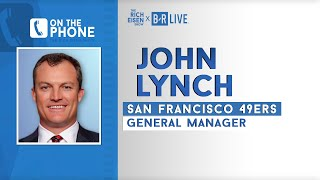 49ers GM John Lynch Talks Vikings, Garoppolo, HOF & More with Rich Eisen   Full Interview   1/10/20