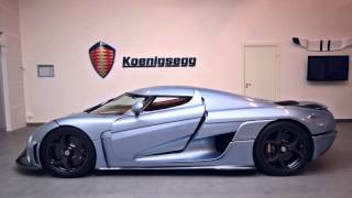 Koenigsegg Regera 'Autoskin'