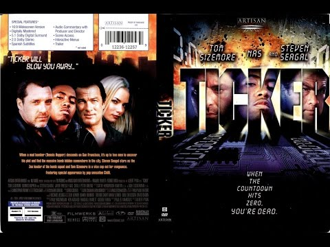 RANT - Ticker (2001) Movie Review