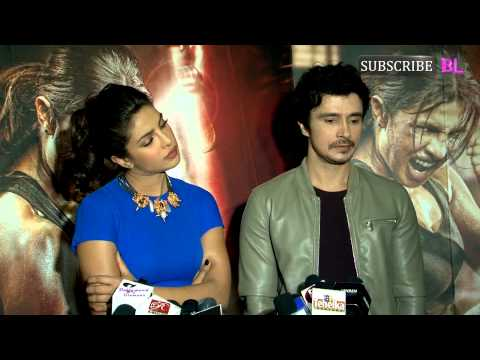 Priyanka Chopra Interview For Movie Marry Kom Part 1