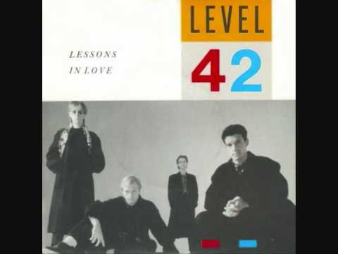 LETRA LESSONS IN LOVE - Level 42 | Musica.com