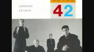 Level 42 - Lessons In Love - Demo Version.