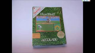 Game Auction: C64 HardBall!