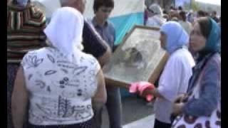 Празднование Табынской иконе Божией Матери(24 июня в Девятую пятницу по Пасхе праздничное богослужение на Святых соленых ключах в честь явления Табынс..., 2011-12-07T09:20:24.000Z)