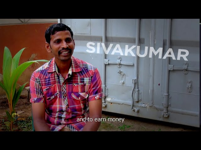 Sivakumar's Migrant Story // Walking in Your Shoes Story