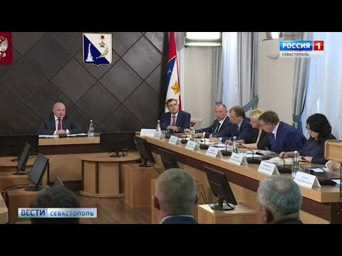 Михаил Развожаев назначил правительство Севастополя