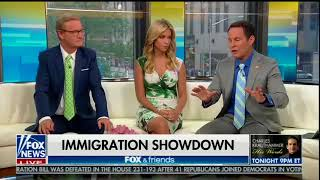 FOX and Friends host says 'What's the big deal? Not our kids!'