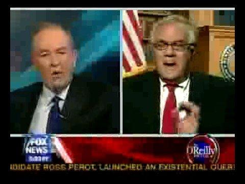Bill O'Reilly vs Barney Frank