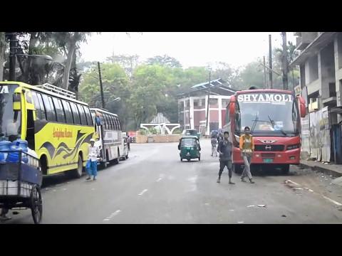 Sylhet City Tour 06 - Sylhet City - Bangladesh City Tour -  Visit In Sylhet - Bangladesh Tour