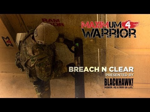 Maximum Warrior 4: Breach And Clear Military Competition