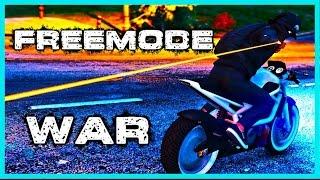 (GTA 5 Online) Freemode War 19