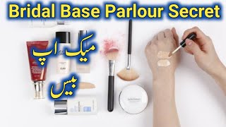 BRIDAL BASE NAME WITH KRYOLAN BASE PRODUCT||Flawless, excellent base with kryolan base makeup