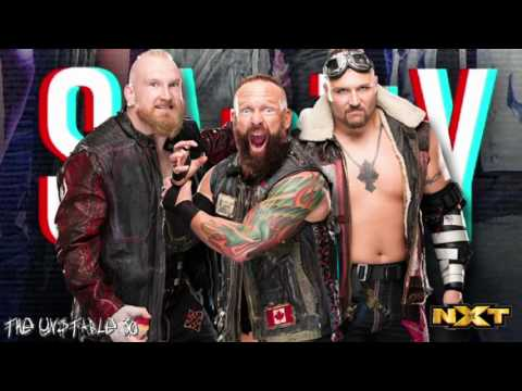 SAnitY 1st WWE NXT Theme Song For 30 minutes - Controlled Chaos