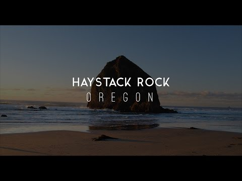 Haystack Rock Cannon Beach Oregon | Morrisey Productions