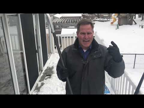 How To Remove Snow From A Roof Ace Hardware