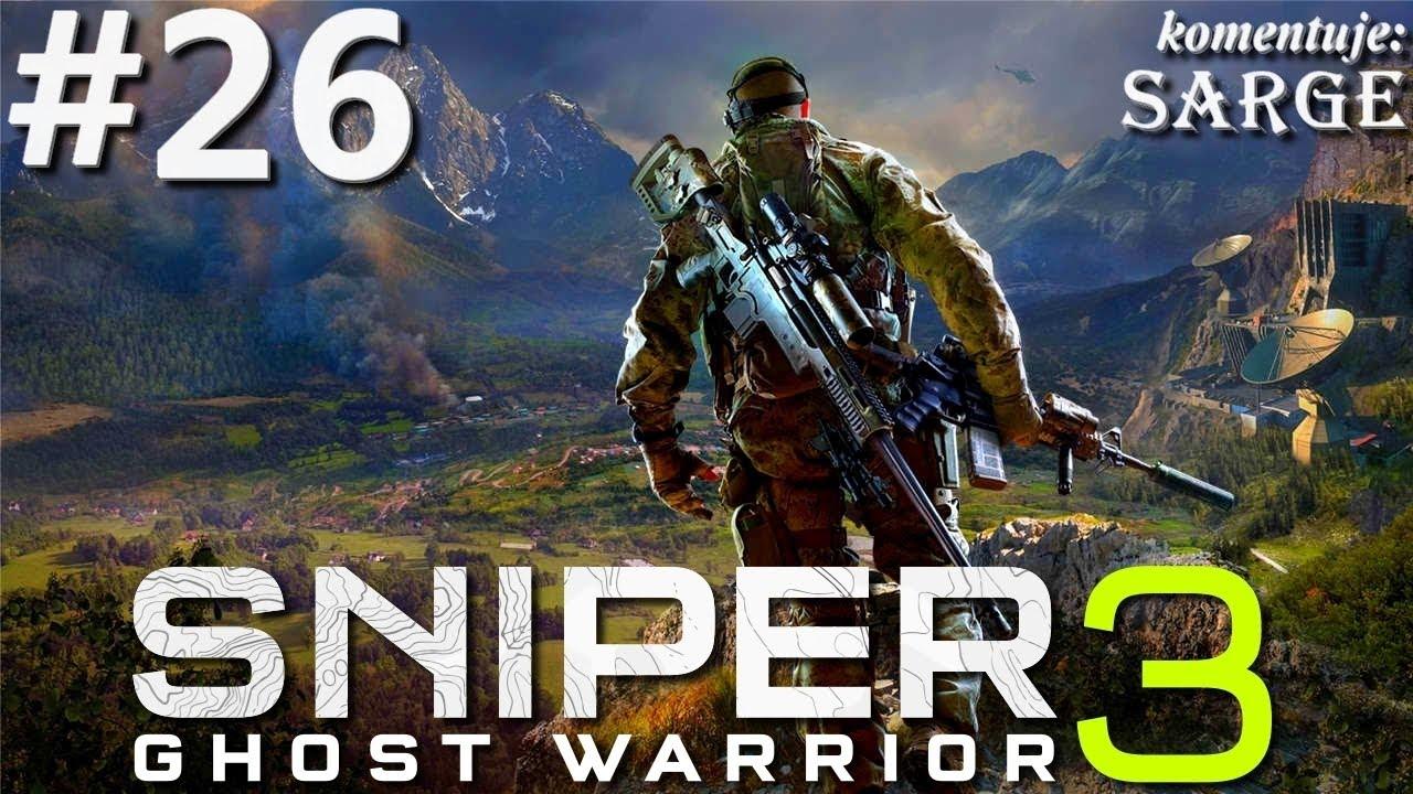 Zagrajmy w Sniper: Ghost Warrior 3 [60 fps] odc. 26 – Ukryty laptop z danymi