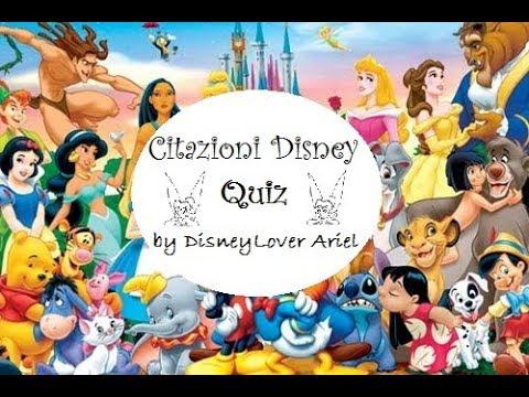 Citazioni Disney Quiz - DisneyLover Ariel
