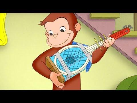 Jorge el Curioso | Jorge y la Fiesta Baile | Dibujos animados para niños | WildBrain Videos For Kids