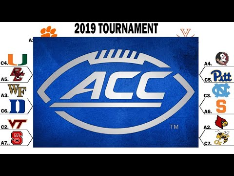 ACC Tournament games still scheduled to be played on Thursday ...