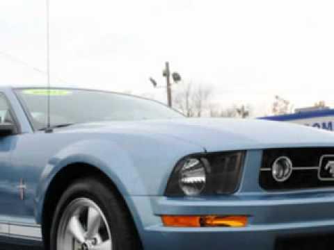2007 Ford Mustang First Hyundai North Attleboro, MA 02760