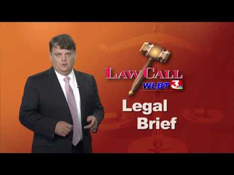 10/14/2017 - Contingency Fees - Legal Brief - Jackson, MS - LawCall - Legal Videos