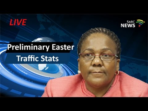 Preliminary Easter Traffic stats