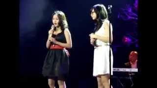 Trần My Anh & Thiện Thanh - True Colors (live)