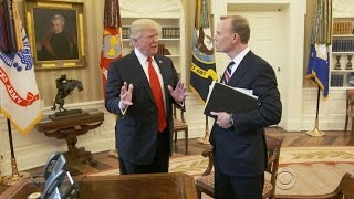 John Dickerson on what Trump revealed in interview