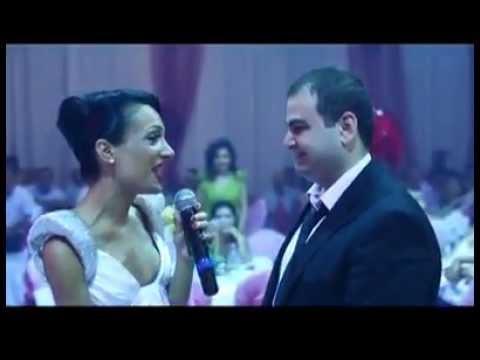 Երգչուհին հարսանիքին ամուսնուն հուզել է իր երգով
