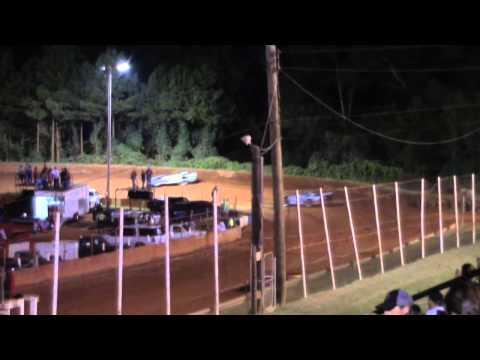 Winder Barrow Speedway Hobby Feature Race 9/27/14