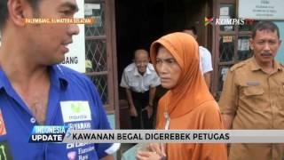 Anaknya Ditangkap, Ortu Begal Ini Adu Mulut Dengan Polisi
